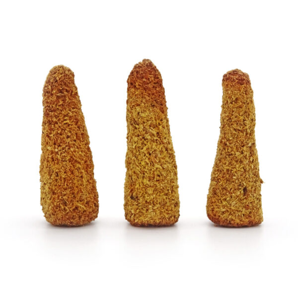 palo santo incense cones at surrendertohappiness.com