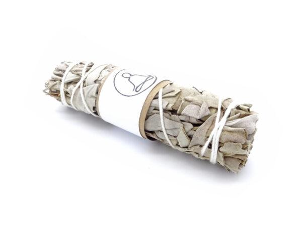 White sage smudge stick at surrendertohappiness.com