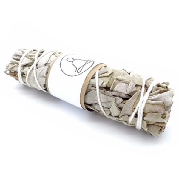 White sage smudge stick at surrendertohappiness.com
