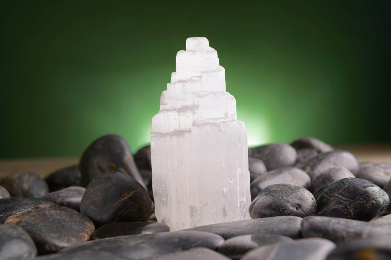 Why is selenite special?