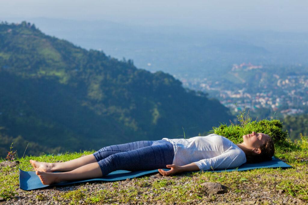 yoga for spiritual grounding