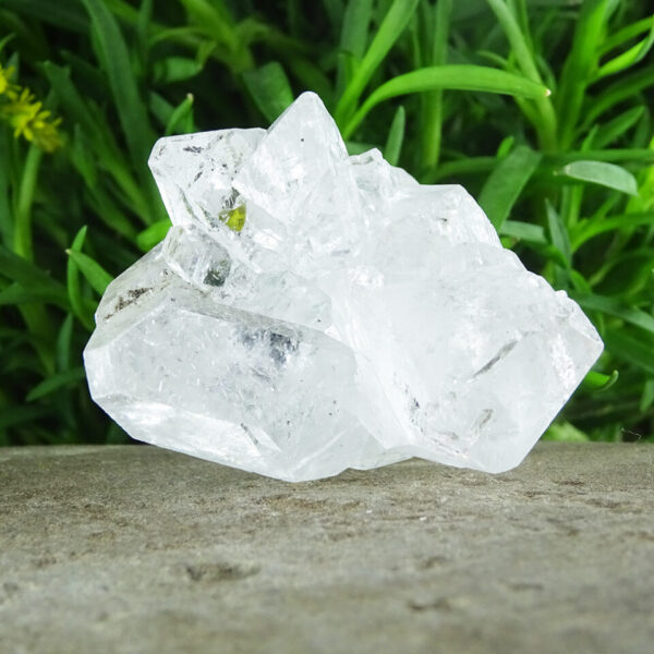 apophyllite cluster at surrendertohappiness.com