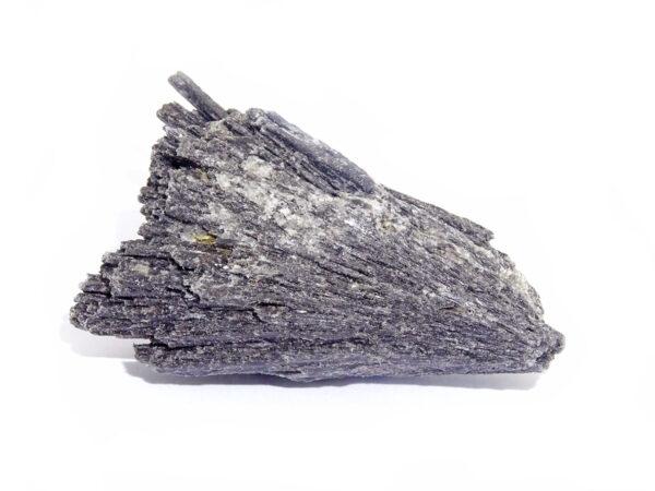 black kyanite rough crystal
