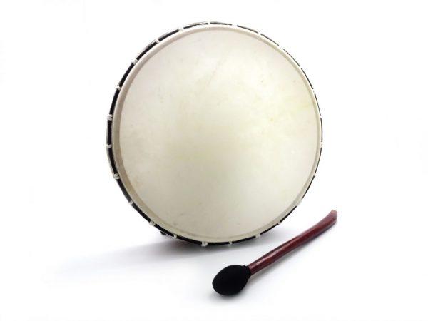 shamanic drum at surrendertohappiness.com