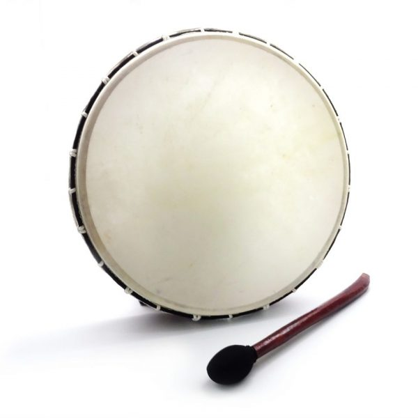 shamanic drum at surrendertohappiness.com