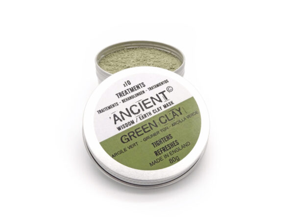 green clay at surrendertohappiness.com