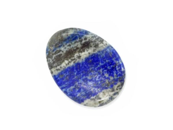 lapis lazuli worry stone at surrendertohappiness.com