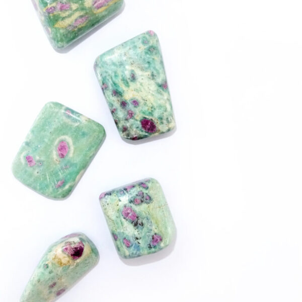 ruby in fuchsite at surrendertohappiness.com