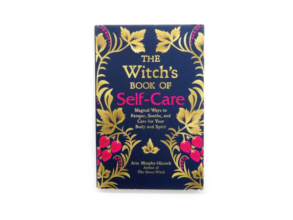 the witch's book of self-care at surrendertohappiness.com