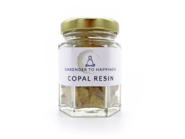 copal incense resin