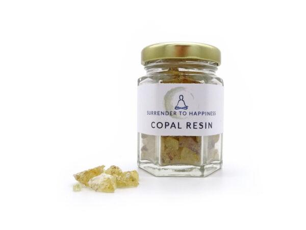 copal resin at surrendertohappiness.com